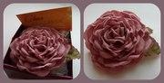 сделаю на заказ цветок из ткани