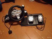 Игровой руль DiAlOg GW-14VR Cyber Pilot - Игровые приставки